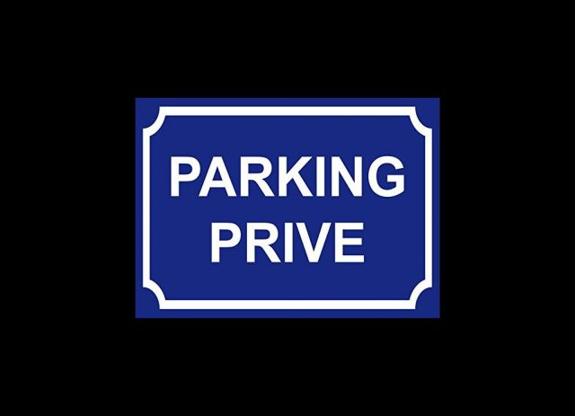 Parking à vendre sur Trappes