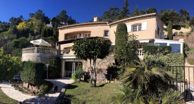 Maison à vendre sur Mandelieu La Napoule