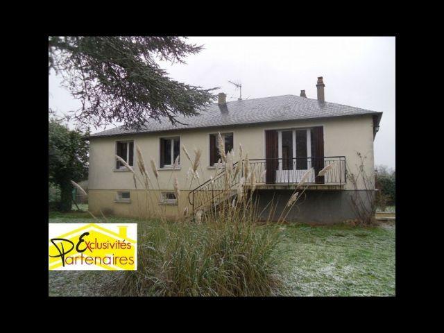 Maison à vendre sur Mesnil Sur L'estree