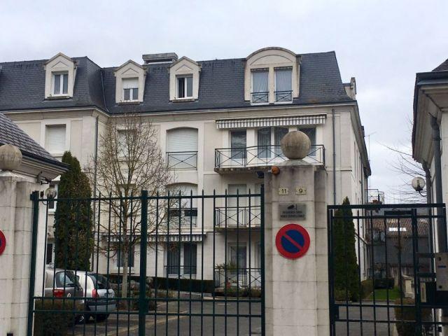 Parking à vendre sur Blois