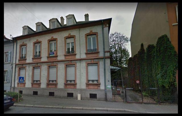 Immeuble à vendre sur Mulhouse
