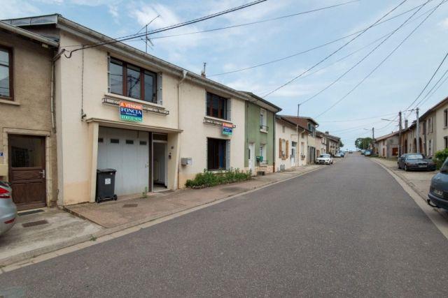 Maison à vendre sur Frolois
