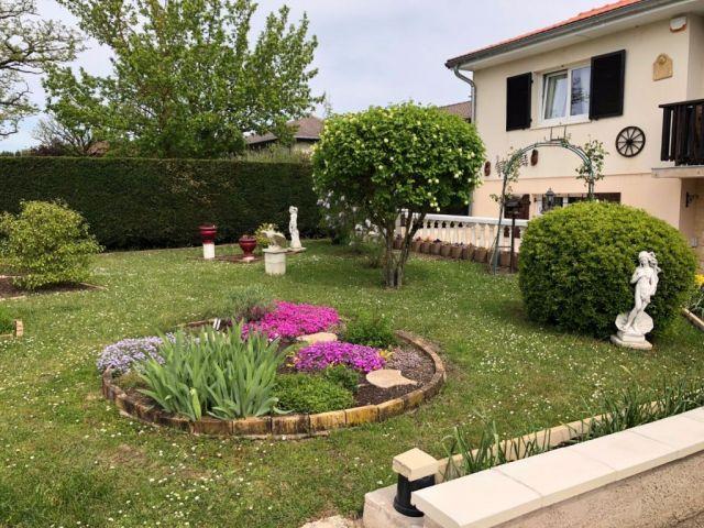 Achat maison avec terrain jardin moselle 57 foncia for Achat maison 57