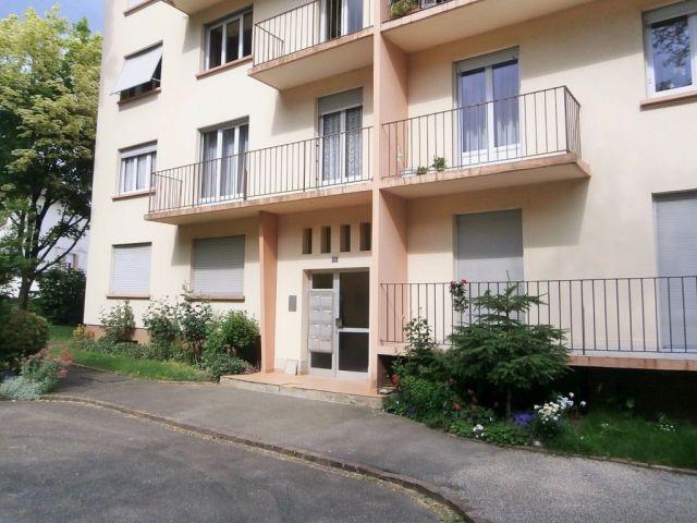 Appartement à vendre sur Mulhouse