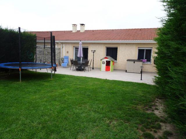 Maison à vendre sur Bourgoin Jallieu
