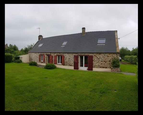 Maison à vendre sur Saint Georges De Grehaigne
