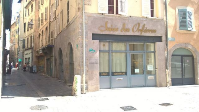 Local commercial à vendre sur Toulon
