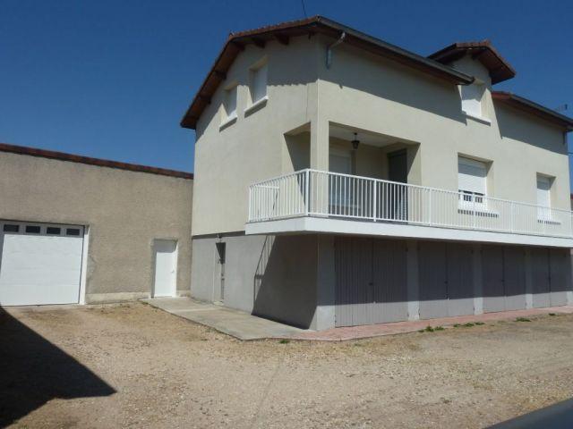 Maison à vendre sur Saint Vallier