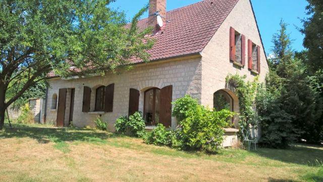 Achat maison 4 chambres yvelines 78 foncia for Achat maison yveline