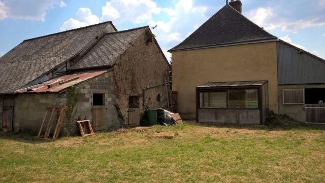 Maison à vendre sur Montreuil Le Chetif