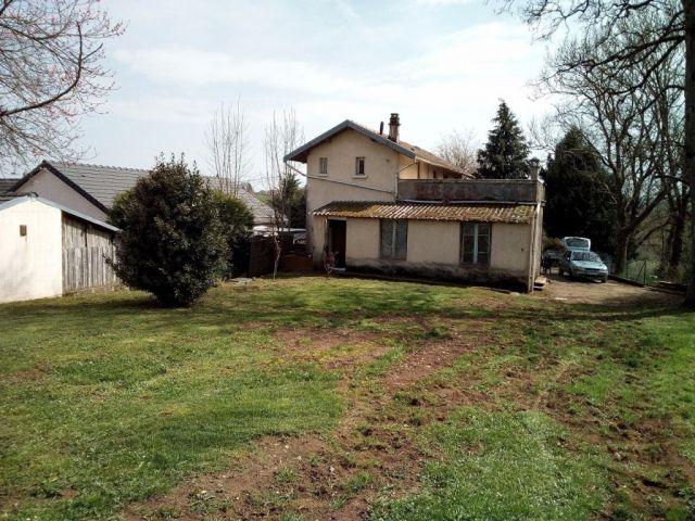 Maison à vendre sur Besancon