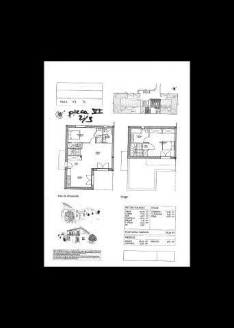 Maison 3 pièces à vendre