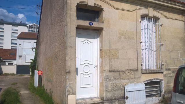 Maison à vendre sur Bordeaux