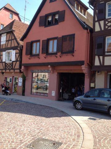 Local commercial à vendre sur Obernai