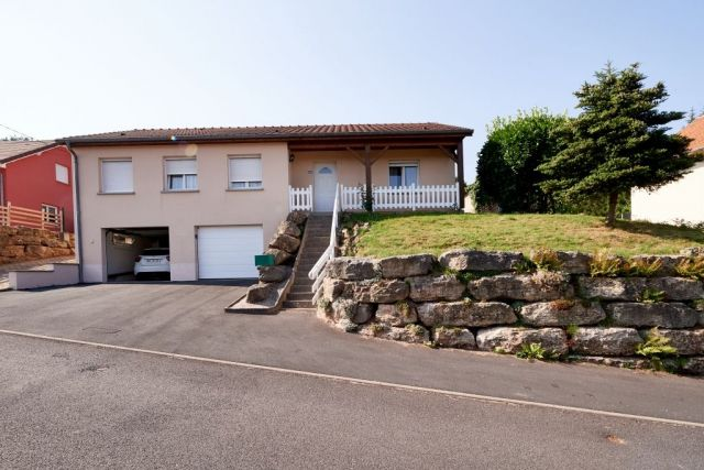 Maison à vendre sur Sarrebourg