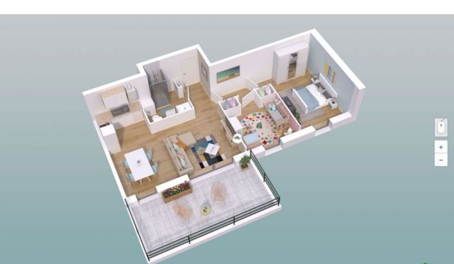 Appartement à vendre sur Guichen
