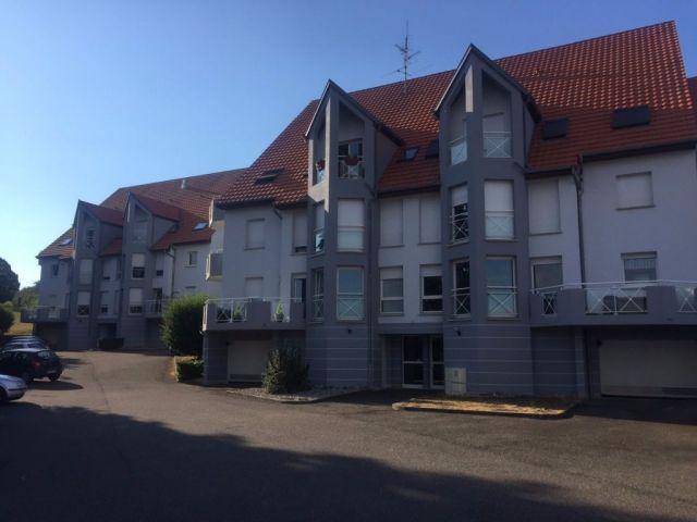 Appartement à vendre sur Sarrebourg
