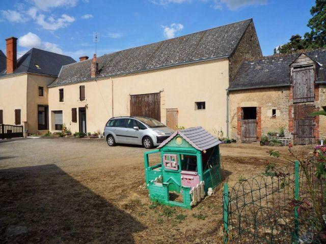 Maison à vendre sur Saint Maixent