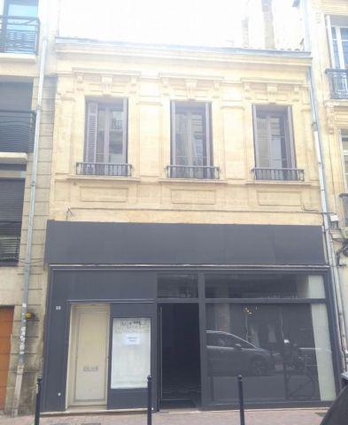 Local commercial à vendre sur Bordeaux