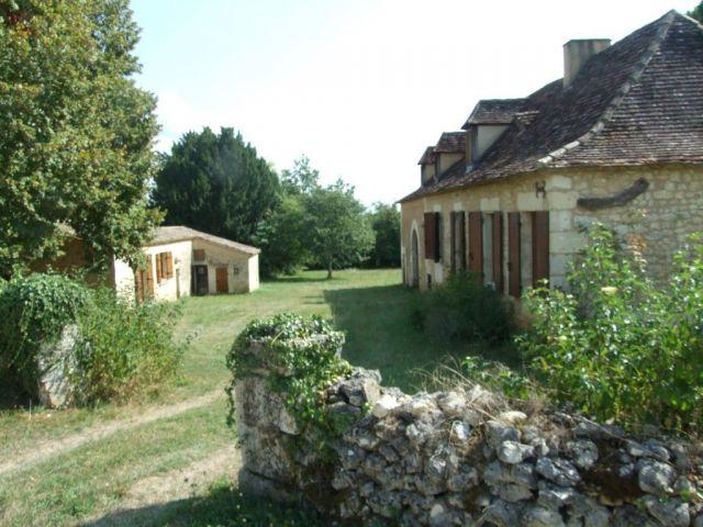 Maison à vendre sur Saint Martin Des Combes