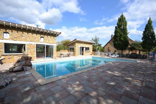 Maison à vendre sur Saint Romain La Motte