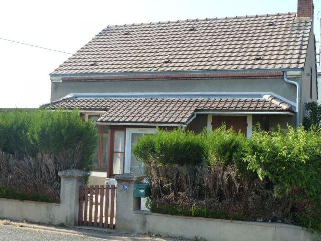 Maison à vendre sur Montceau Les Mines