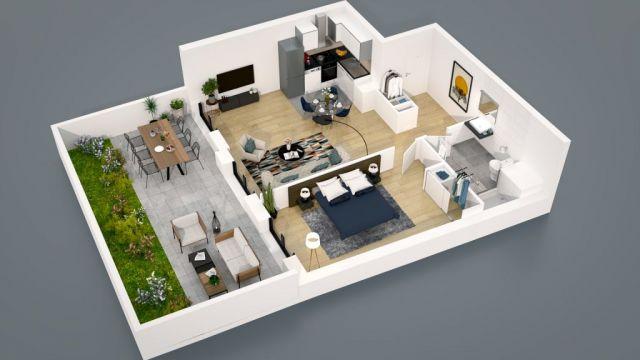 Appartement à vendre sur Suresnes