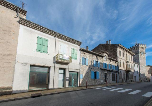 Immeuble à vendre sur Viviers