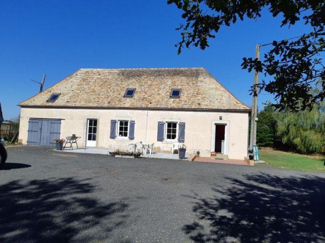 Maison à vendre sur Saint Georges Du Rosay