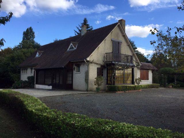 Maison à vendre sur Bonnetable