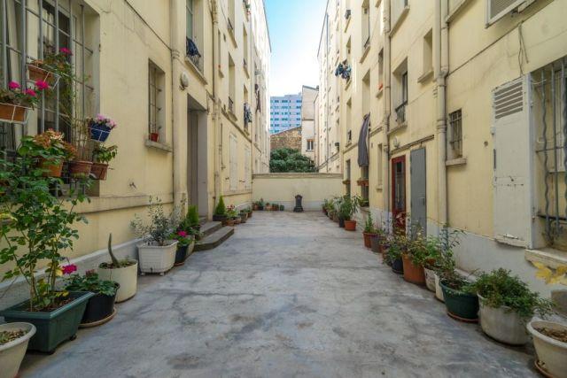 Appartement à vendre sur Clichy