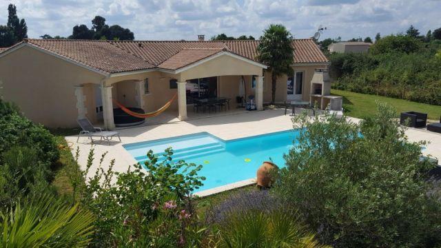 Maison à vendre sur Lamonzie Saint Martin