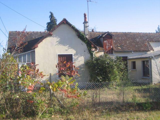 Maison à vendre sur Guecelard