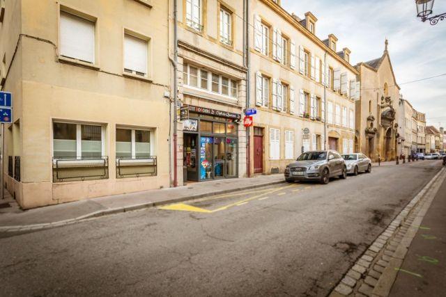 Local commercial à vendre sur Metz