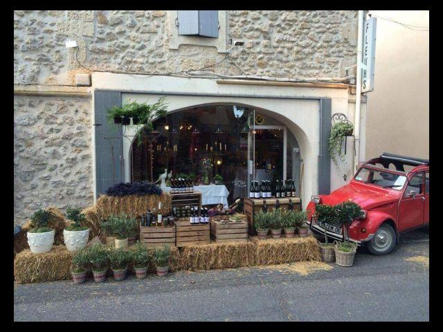 Local commercial à vendre sur Maussane Les Alpilles