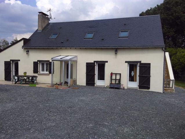Maison à vendre sur Villiers Au Bouin