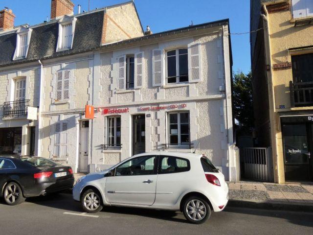 Maison à vendre sur Deauville