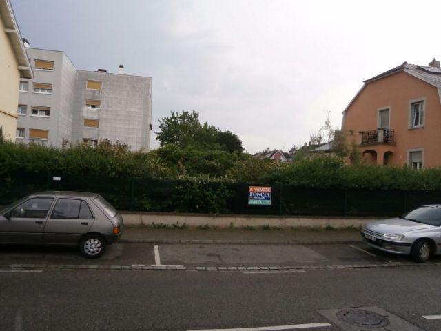 Terrain à vendre sur Bischheim