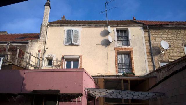 Maison à vendre sur Saint Ouen L'aumone