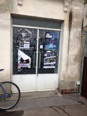 Local commercial à vendre sur Nantes