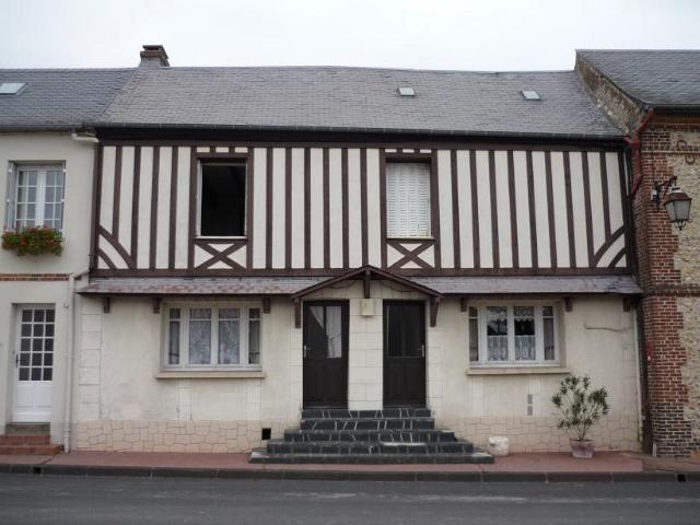maison à vendre sur conteville