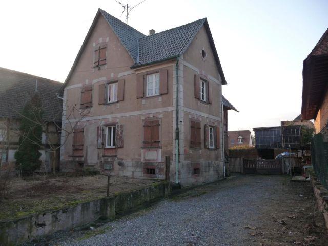Maison à vendre sur Geudertheim