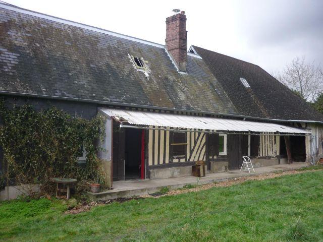 maison à vendre sur fiquefleur equainville