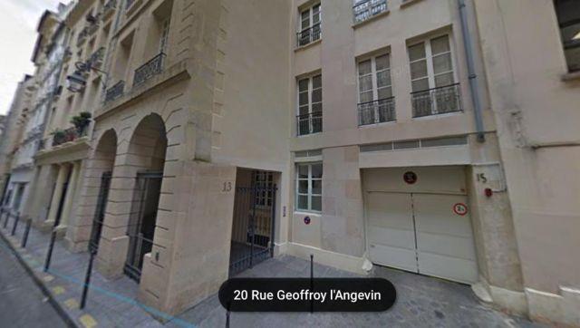Parking à louer sur Paris