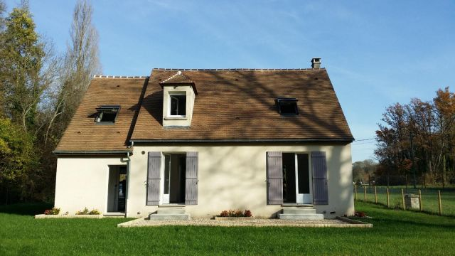 Maison à louer sur Fleury-en-biere
