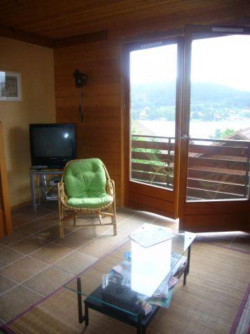Appartement meublé à louer sur Gerardmer