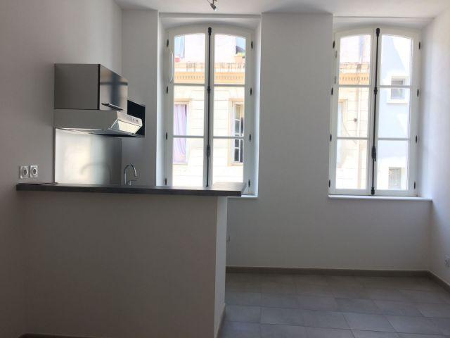 Appartement à louer sur Marseille 1er