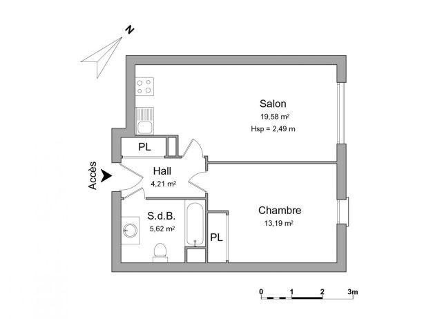 Appartement à louer sur Argeles Sur Mer