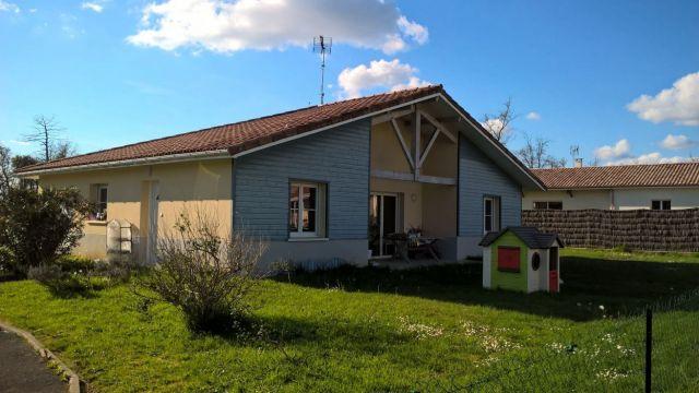 maison à louer sur bretagne de marsan