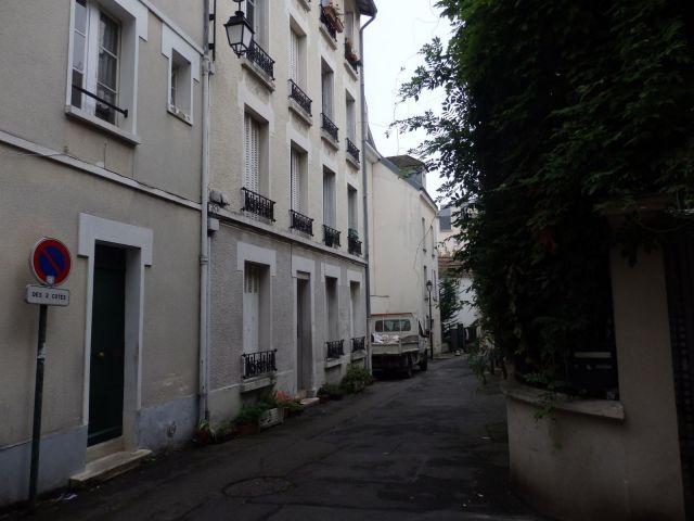 Appartement à louer sur Garches